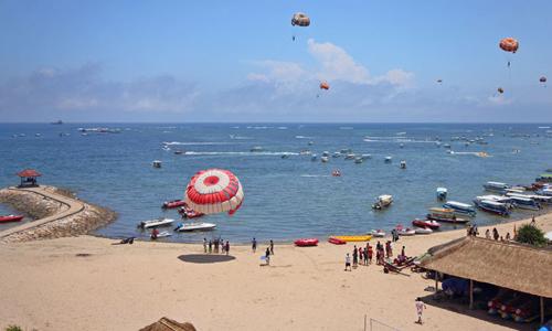 Watersport di Tanjung Benoa Nusa Dua Bali