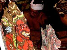 Wayang Kulit Bali