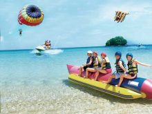 Watersport di Benoa Bali