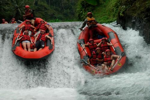 Telaga Waja Bali