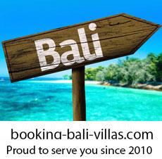 Booking Bali Villas